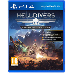 Helldivers Super-Earth...