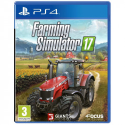 FARMING SIMULATOR 17 PS4
