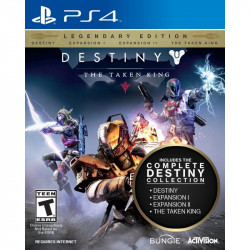 DESTINY THE TAKEN KING -...