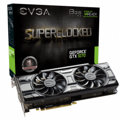 EVGA GeForce GTX 1070 SC...