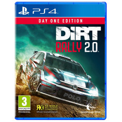 DiRT Rally 2.0 Day One...