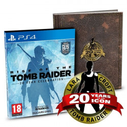 RISE OF THE TOMB RAIDER: 20...
