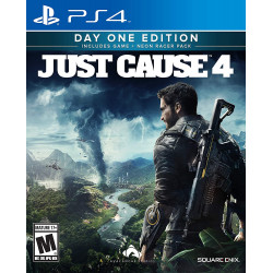 Just Cause 4 Day One...