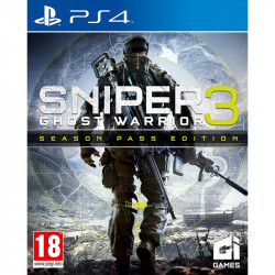 SNIPER GHOST WARRIOR 3...