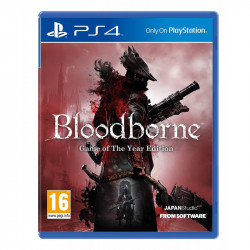 BLOODBORNE - GAME OF THE...