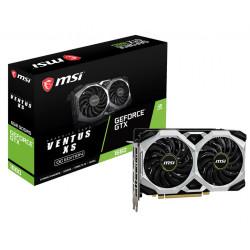 Graphics Card|MSI|NVIDIA GeForce GTX 1660|6 GB|192 bit|PCIE 3.0 16x|GDDR5|GPU 1830 MHz|Dual Slot Fansink|1xHDMI|3xDisplayPort|GT