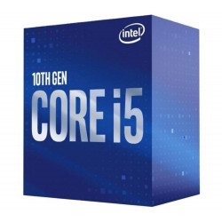CPU|INTEL|Core i5|i5-10400|Comet Lake|2900 MHz|Cores 6|12MB|Socket LGA1200|65 Watts|GPU UHD 630|BOX|BX8070110400SRH3C