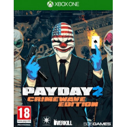 PAYDAY 2 Crimewave Edition...