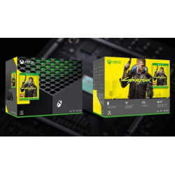 Xbox Series X + Cyberpunk 2077