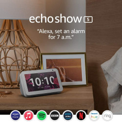 Echo Show 5 – Stay in touch...