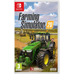Farming Simulator 20...
