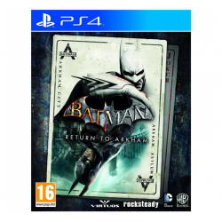 Batman: Return to Arkham...