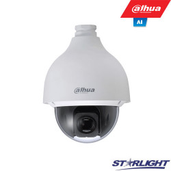 IP valdoma stebėjimo kamera SD50232XA-HNR. AI, 2MP STARLIGHT. 32x., SMD Plus, H.265, Auto-tracking.